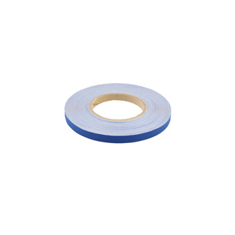 Slit Polyester Insignia Tape Blue 1/2