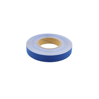 Slit Polyester Insignia Tape Blue 1