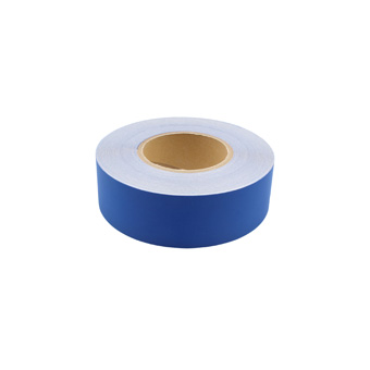 Slit Polyester Insignia Tape Blue 2