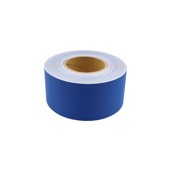 Slit Polyester Insignia Tape Blue 3