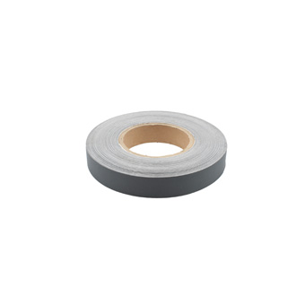 Slit Polyester Insignia Tape Grey 1