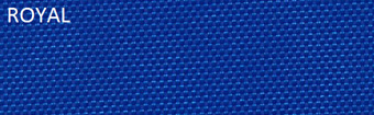 6oz/7oz Nylon Bag Cloth Anti Fray PU Coated 150cm Royal