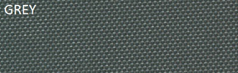 6oz/7oz Nylon Bag Cloth Anti Fray PU Coated 150cm Grey