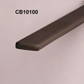 RBS 10mm Carbon Compression Batten x 1050mm x CB10100