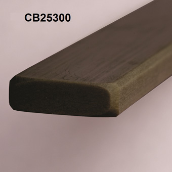 RBS 25mm Carbon Compression Batten x 3300mm x CB25300