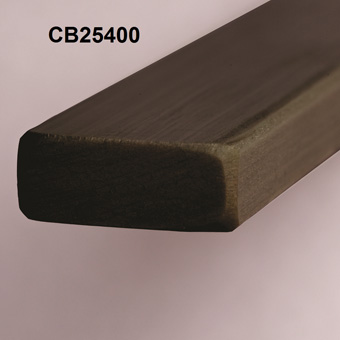 RBS 25mm Carbon Compression Batten x 4800mm x CB25400
