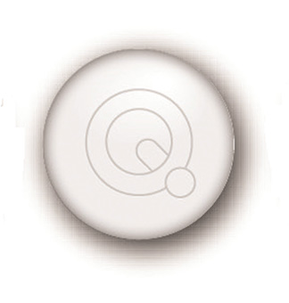 Q-Snap Cap 4.4mm Pearl White 10 Pack