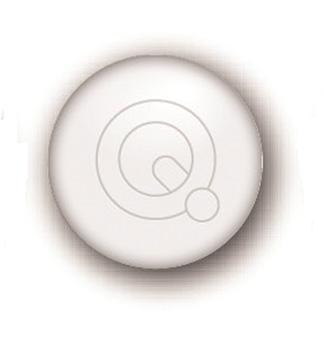 Q-Snap Cap 4.4mm Pearl White 100 Pack