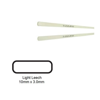 Bluestreak Light Dinghy Leech Batten 820mm x 10mm