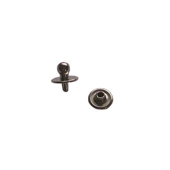 Loxx Burnished Self Piercing Stud